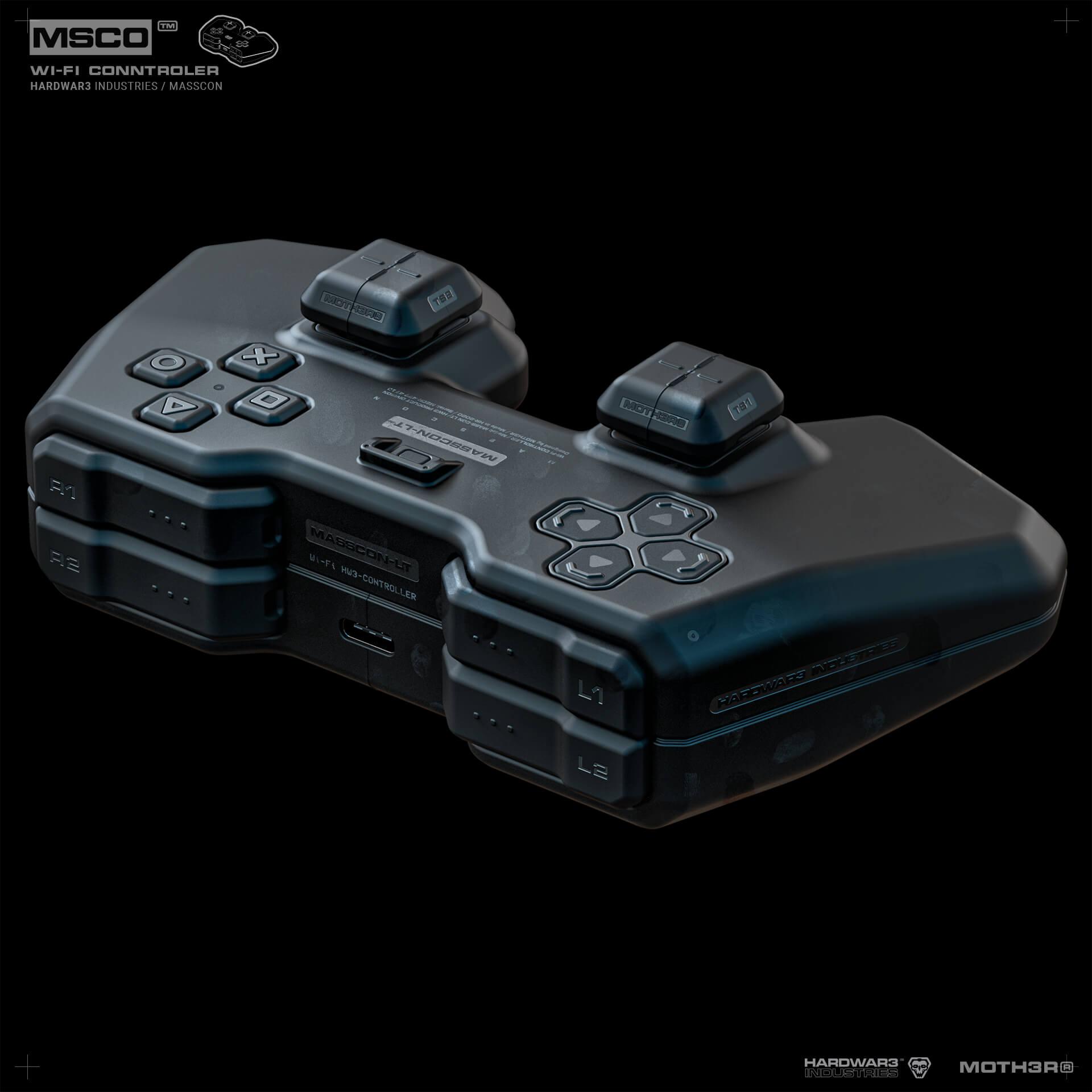 MASSCON™ controller