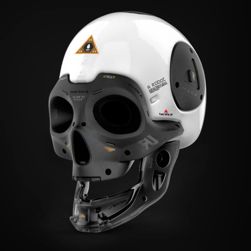 Android Skull