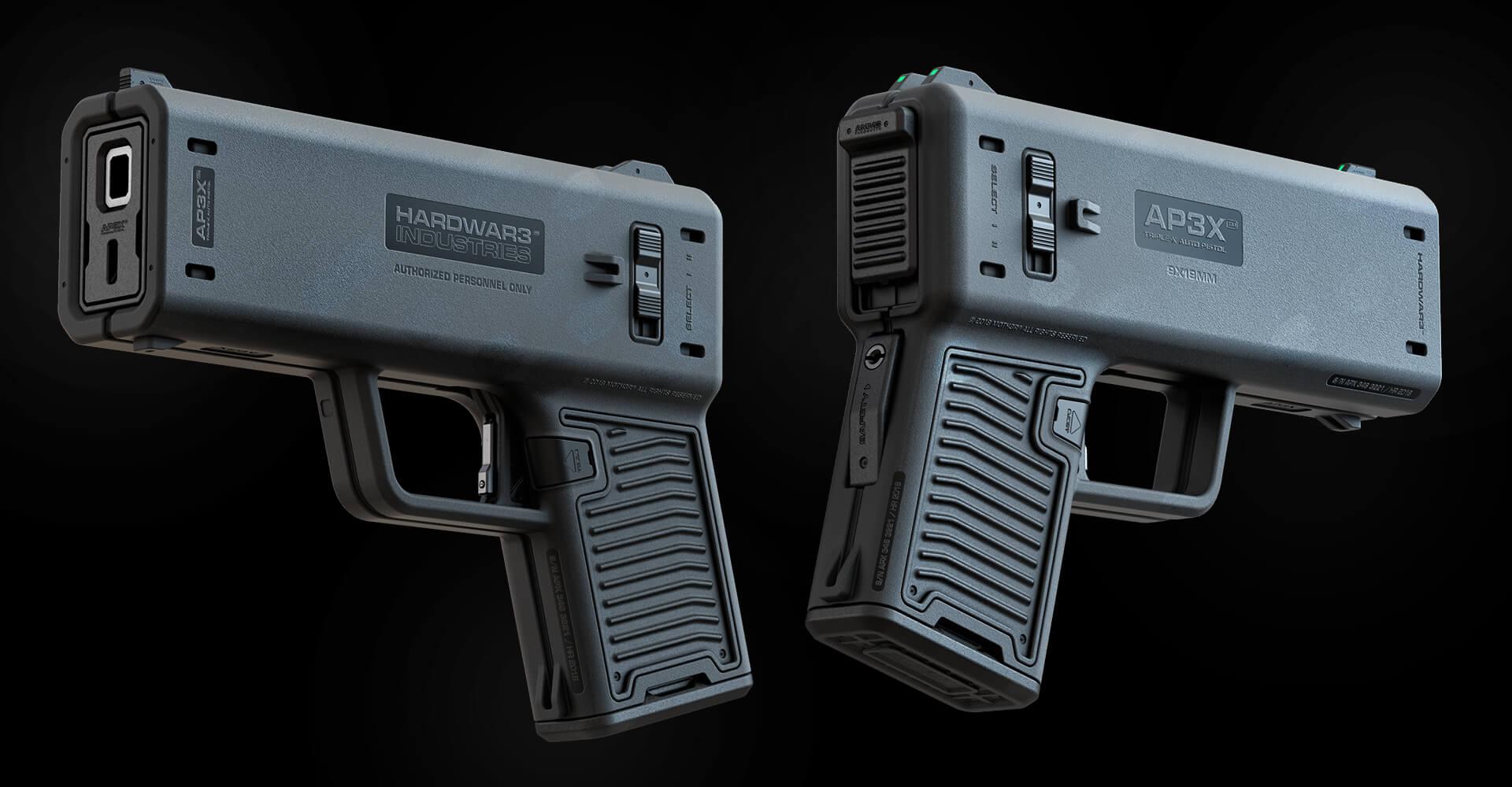 Pistol-Dual-c02