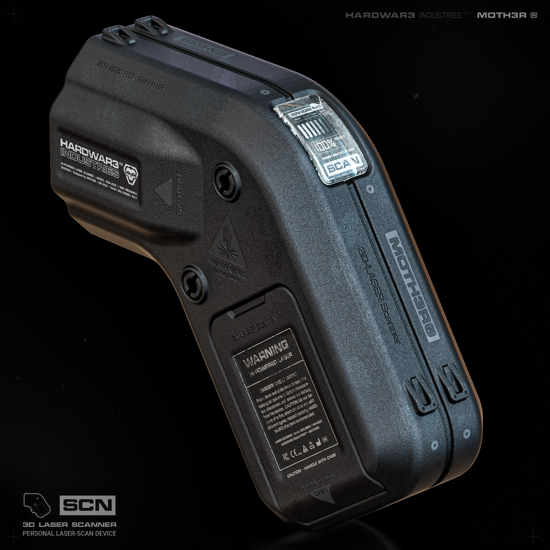 SCN-2020 Pro