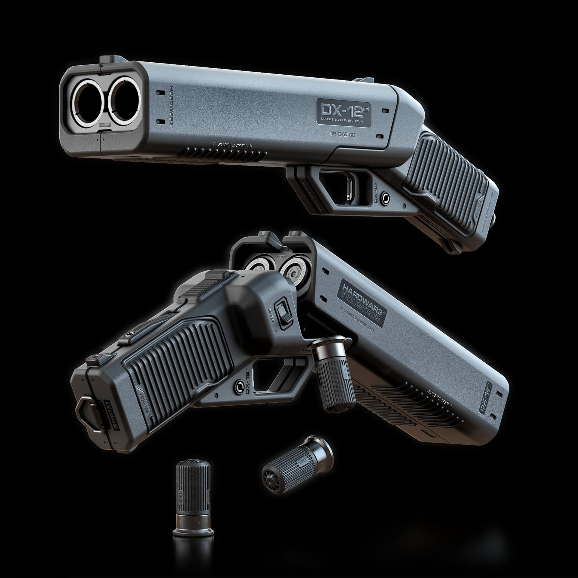 Shotgun-a06b.517-Clean