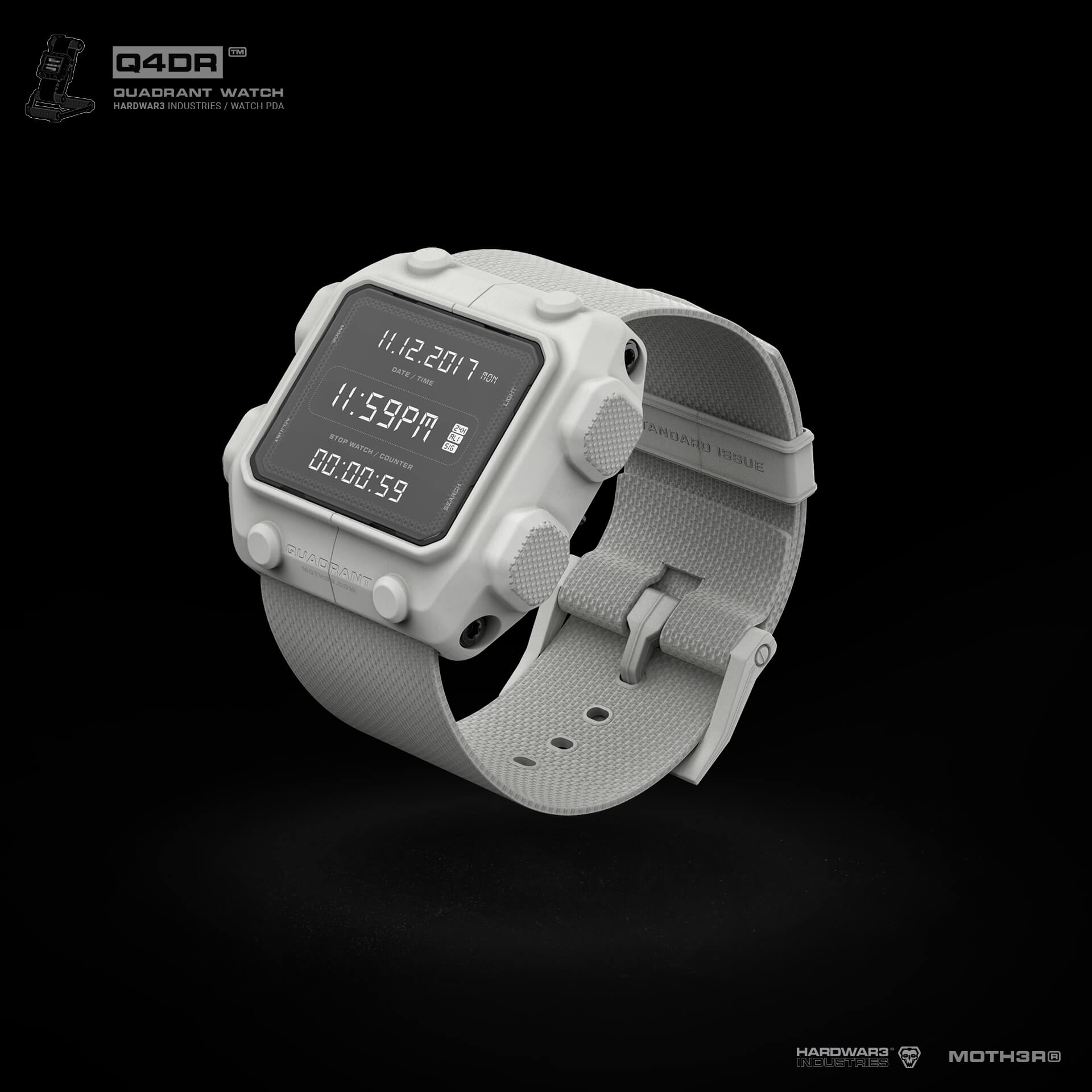 Watch-Render-h01-Single-White
